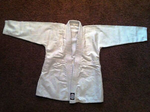 Aikido martial arts gi