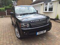 Land Rover Range Rover Sport 3.0 SD V6 HSE Station Wagon 4x4 5dr