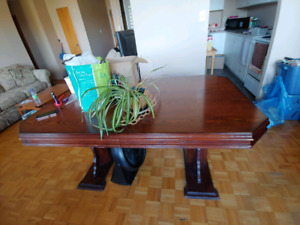 Dining room table, no chairs
