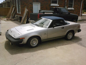 1981 Triumph TR8 Conv - Must Sell -Reduced