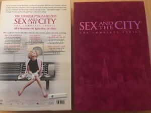 Sex & the City Ultimate DVD Collection Special Ed(entire series)
