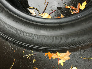 235/55/R17 - Gislaved NordFrost 5 Winter Tires $425 OBO!