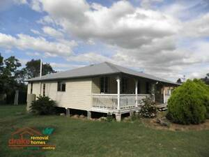 2072WICK - Drake Removal Homes - Delivered and Restumped Warwick Southern Downs Preview
