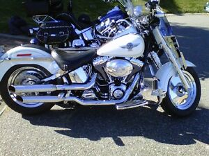 2005 HD FATBOY - CHROME EVERYTHING - LOTS OF EXTRAS