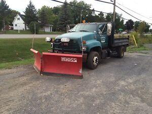 2001 GMC C6500 Low Pro Dump Truck