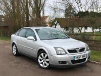 Vauxhall Vectra 1.9CDTi ( 120ps ) 2005 (55) Breeze Diesel