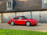 Porsche 964 C2 Manual Coupe , RUF Suspension , Very nice example..911 / 993