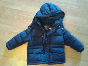 H&M Winter Puffer Jacket (toddler size 1 1/2- 2 yrs)