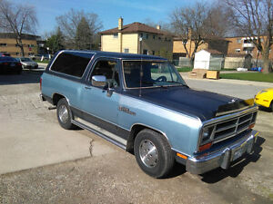 1988 Dodge Other Other