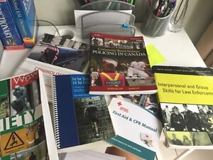 Police Foundations Program Textbooks