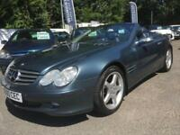 2006 Mercedes Benz SL Series SL 500 [7] 2dr Tip Auto 2 door Convertible