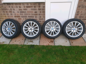 New Jaguar X Type Wheels and Tyres
