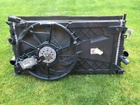Ford Focus 1.8 and 1.6 tdci diesel radiator pack