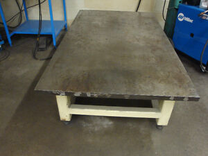 Heavy Duty Welding Bench