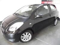 Toyota Yaris 1.3 TR VVTi 2009 (59) Just 62588 Miles FSH Superb Condition