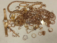 Gold is up! why not sell your old unworn pieces?!? we pay top $$