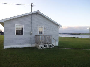 Winterized Cottage in Souris PEI . A must see view