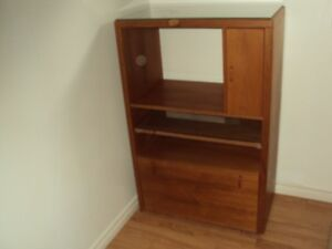 Teak Wood (Hardwood) Entertainment Unit