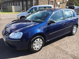 5707 Volkswagen GOLF S 80 Blue 5 Door 74925mls