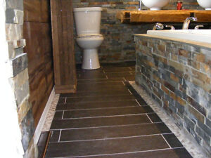 BSIRK BATHROOMS & RENOVATIONS ......FLOORING AND PAINT Windsor Region Ontario image 4