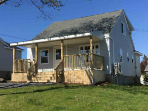 Totally renovated 4 Bedroom Home in Pictou with harbour view