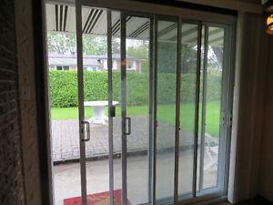 Fenêtres aluminium et porte-patio... pas chère!