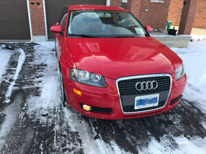 2006 Audi A3 2.0T - Clean Title - $4400 - No Low Ballers!!