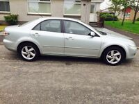 Stunning 2005 Mazda 6tS...Very long MOT 2017* 2 Owners... Low 60k miles***ideal family car £895