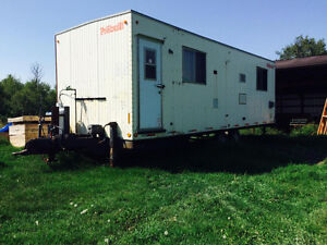 FOR SALE: Office Trailer