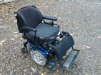 Pride Mobility Quantum 600 Electric Wheelchair