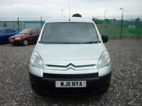 Citroen Berlingo 625 ENTERPRISE L1 1.6 HDI (FREE FUEL + 6 MONTHS PARTS & LA