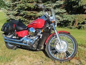 """2007 Honda Shadow """"Spirit"""""""