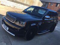 Range Rover sport 2.7 TDV6 modified turbo diesel 4x4 may swap / px