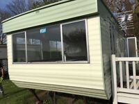 Caravan for rent in hemsby