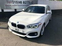 2016 66 BMW 1 SERIES 2.0 118D M SPORT 5DR DIESEL