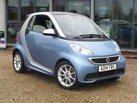 Smart Fortwo Coupe 1.0 Passion Mhd Coupe