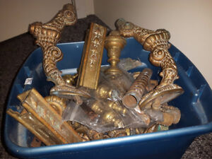 Antique Brass Fittings