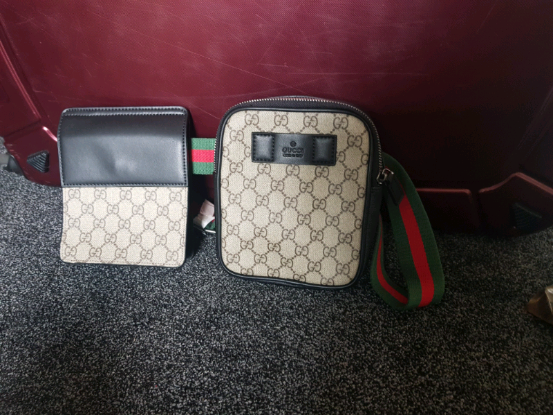 ae9f71018f Gucci messenger pouch waist bag | in Small Heath, West Midlands ...