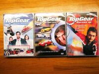 Top Gear DVDs