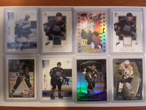 Jaromir Jagr hockey card lot