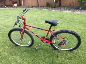"""Giant 24"""" Awesome 18 speed All Purpose Bike"""