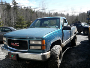 98 gmc 1500 4x4 for trade