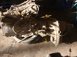 2003 Dodge Dakota 4.7 L Transmission