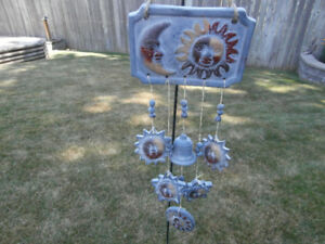 Clay Wind Chime