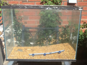 2 Fish Tanks with Stands- $30.00 EACH