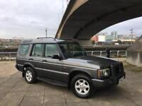 2003 Land Rover Discovery 2 2.5 TD5 Pursuit 5dr (7 Seats)