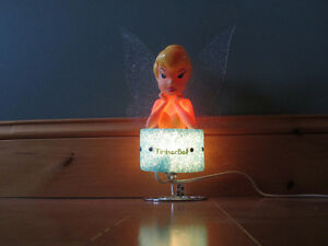 Tinkerbell Lamp Peterborough Peterborough Area image 2