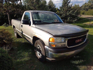 2000 GMC Other SLE Pickup Truck Forsale or Trade