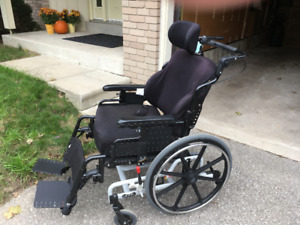 Tilting Wheelchair
