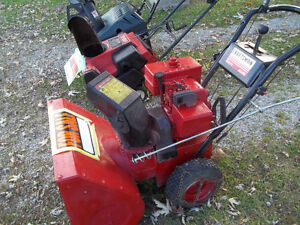 Heavy Duty Craftsman Snowblower Windsor Region Ontario image 1